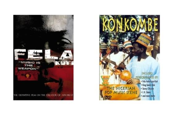 Netflix Fela and Konkombe